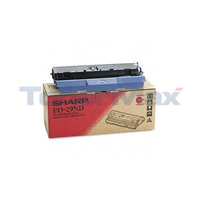 SHARP FO-2950 3800 TONER/DEVELOPER